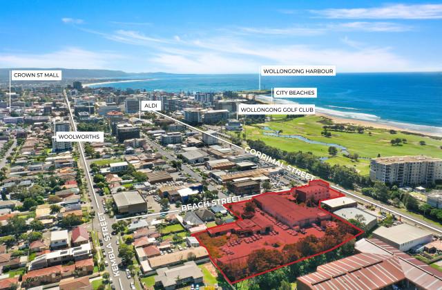 Cnr Corrimal & Beach Street, WOLLONGONG NSW, 2500