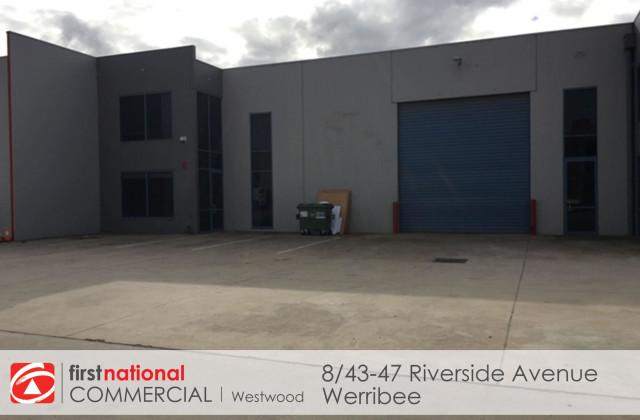 8/43-47 Riverside Avenue, WERRIBEE VIC, 3030