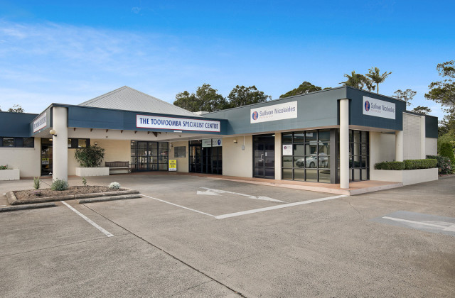 9/7-11 Scott Street, EAST TOOWOOMBA QLD, 4350