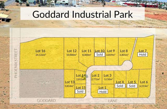 Lot 12 Goddard Industrial Park, TAMWORTH NSW, 2340
