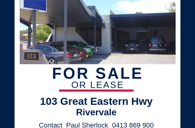 103 Great Eastern Hwy, RIVERVALE WA, 6103
