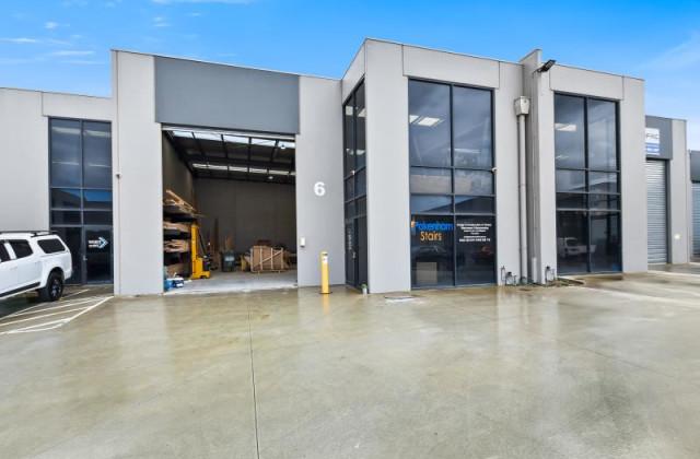 Warehouse 6/23-25 Sharnet Circuit, PAKENHAM VIC, 3810