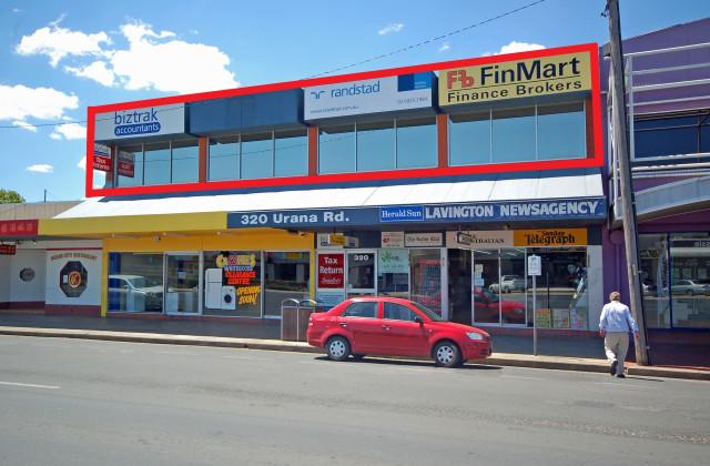 Level First Floo/320 Urana Road, LAVINGTON NSW, 2641