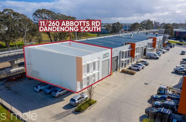 11/260 Abbotts Road, DANDENONG SOUTH VIC, 3175