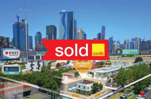 341-347 Queensberry Street, NORTH MELBOURNE VIC, 3051