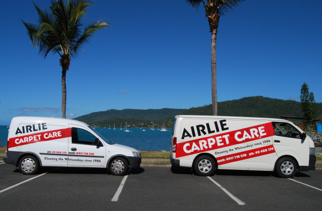1 Airlie Carpet Care & Cleaning Pty Ltd, AIRLIE BEACH QLD, 4802