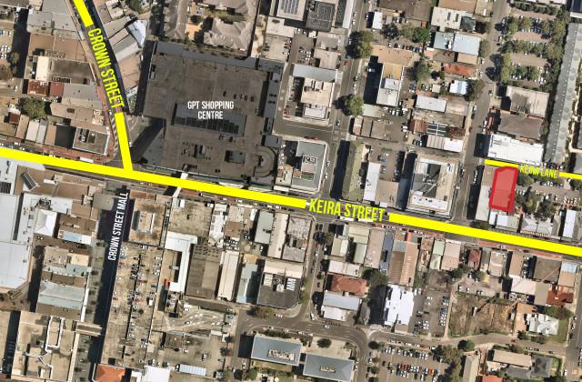 Rear/130 Keira Street, WOLLONGONG NSW, 2500