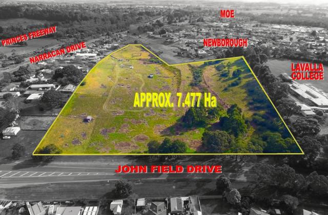 LOT A / 1 PS506481, John Field Drive, NEWBOROUGH VIC, 3825