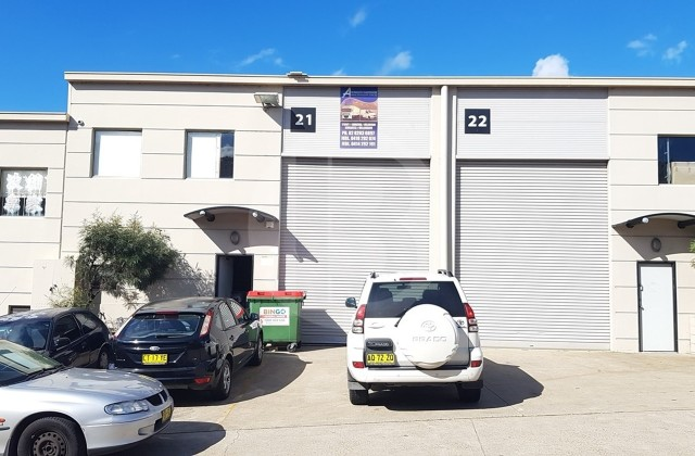 21/378 PARRAMATTA ROAD, HOMEBUSH WEST NSW, 2140