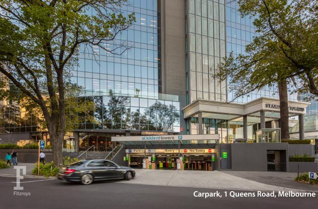 Carpark/1 Queens Road, MELBOURNE VIC, 3004