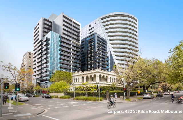 Carpark/452 St Kilda Road, MELBOURNE VIC, 3004