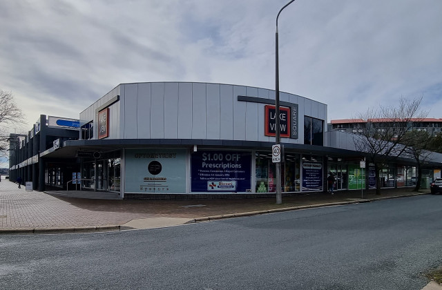 Shop 2A/Lakeview Square 21 Benjamin Way, BELCONNEN ACT, 2617