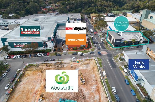 18 Smith Street, CHATSWOOD NSW, 2067