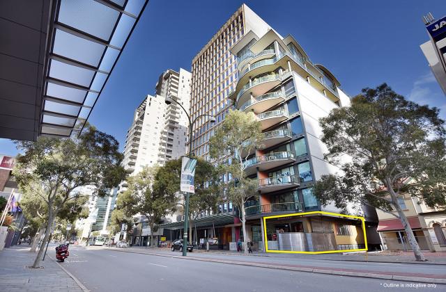 Ground Floor/255 Adelaide Terrace, PERTH WA, 6000