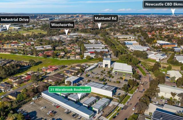 Unit 53/31 Warabrook Boulevard, WARABROOK NSW, 2304